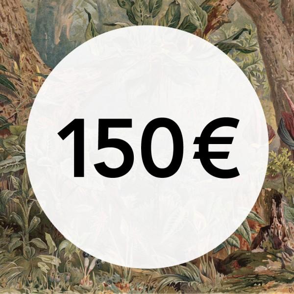 150€ Gutschein